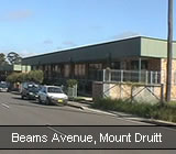 Beams Avenue, Mount Druitt