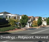 Dwellings, Ridgepoint, Norwest