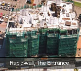 Rapidwall, The Entrance